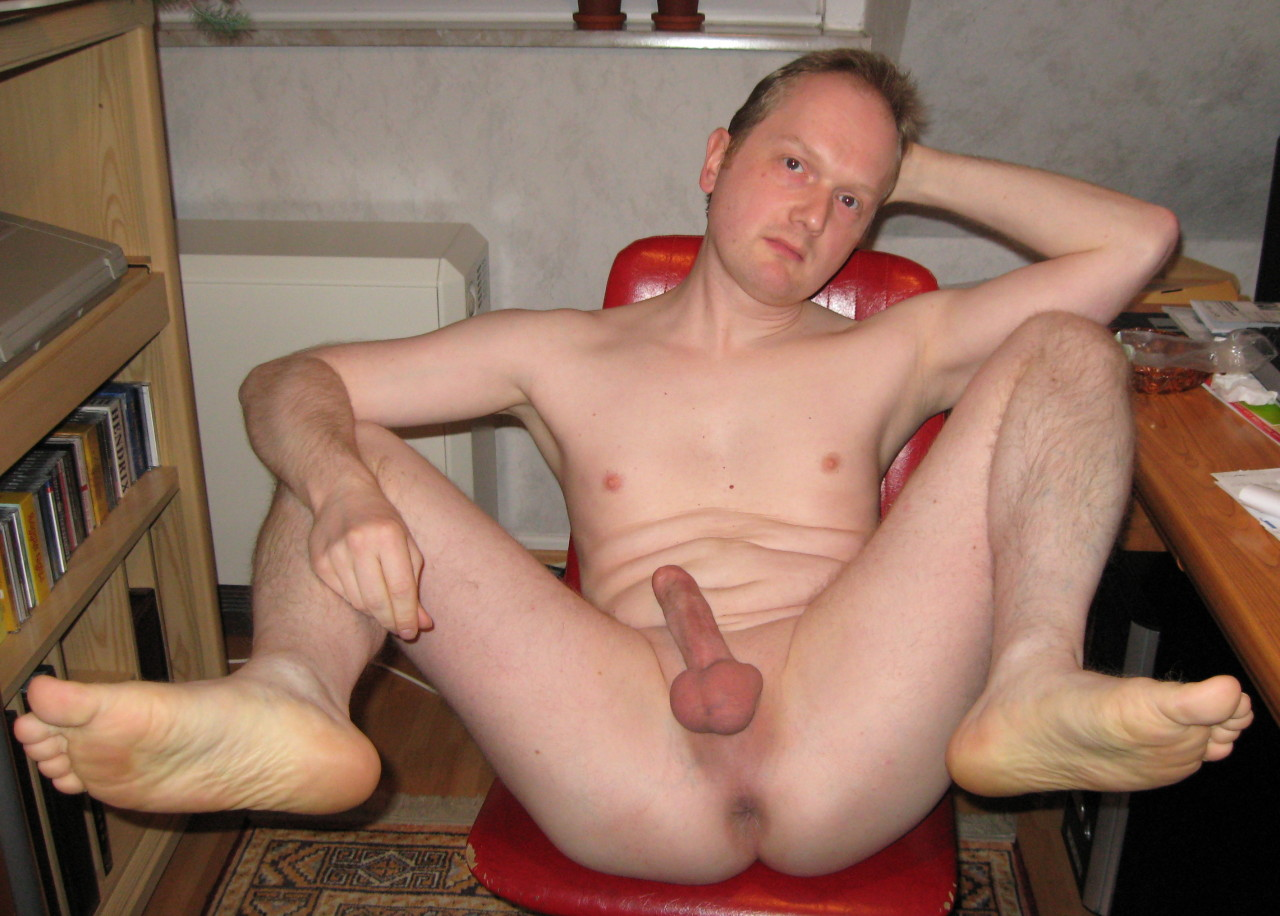 Hot young, german gay bottom